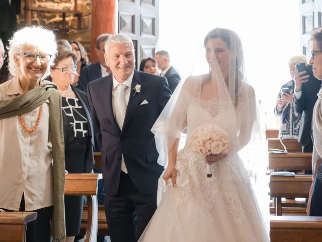 Il matrimonio di Teresa e Pietro a Castellabate, Salerno 28