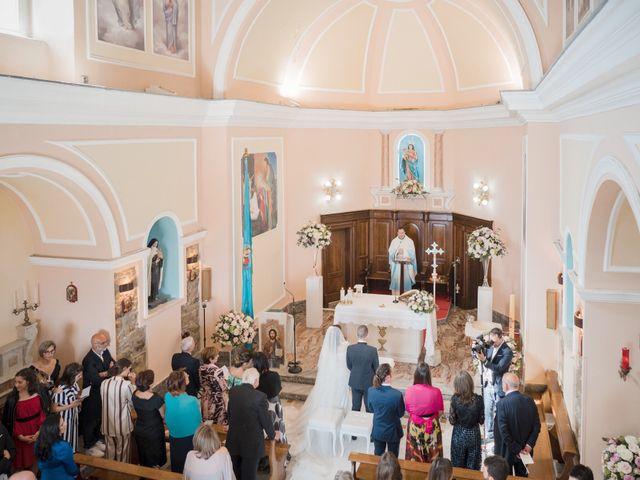 Il matrimonio di Teresa e Pietro a Castellabate, Salerno 30