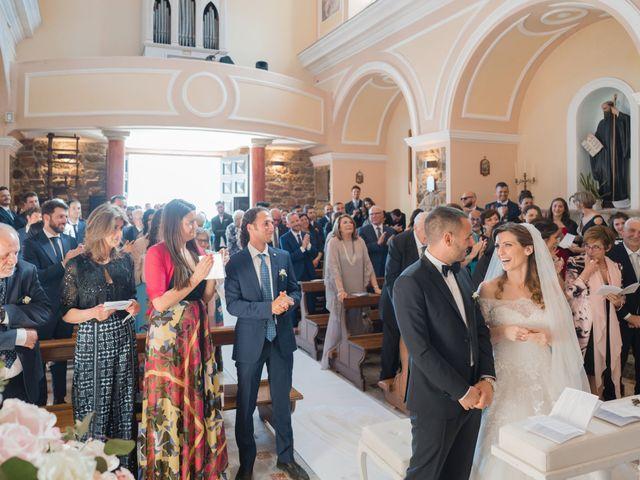 Il matrimonio di Teresa e Pietro a Castellabate, Salerno 31
