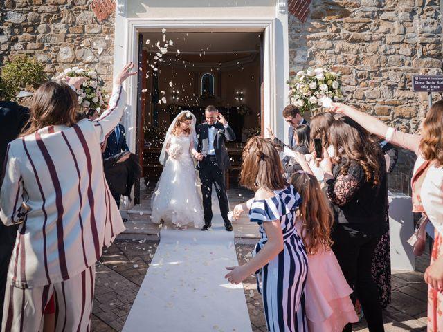 Il matrimonio di Teresa e Pietro a Castellabate, Salerno 33
