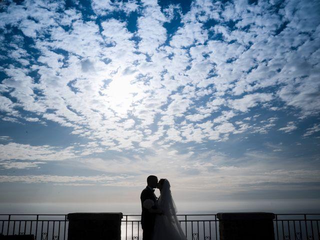 Il matrimonio di Teresa e Pietro a Castellabate, Salerno 34