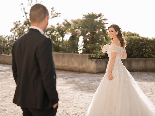 Il matrimonio di Teresa e Pietro a Castellabate, Salerno 36