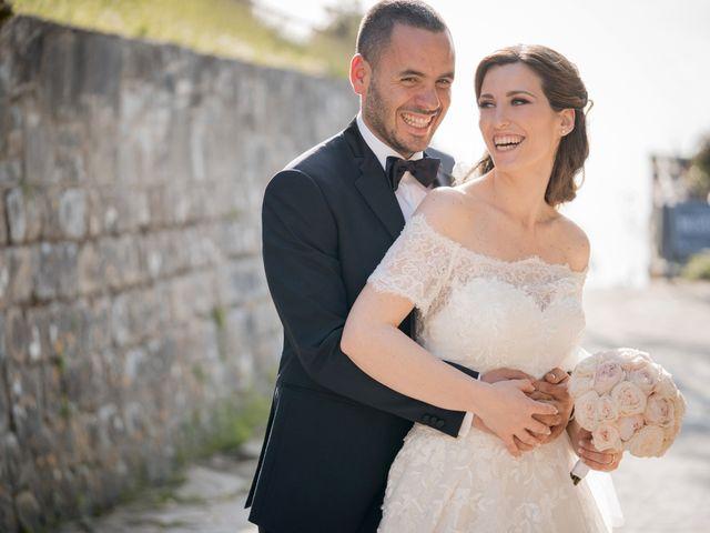 Il matrimonio di Teresa e Pietro a Castellabate, Salerno 37