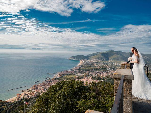 Il matrimonio di Teresa e Pietro a Castellabate, Salerno 38