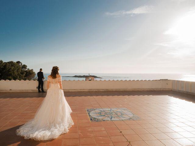 Il matrimonio di Teresa e Pietro a Castellabate, Salerno 41