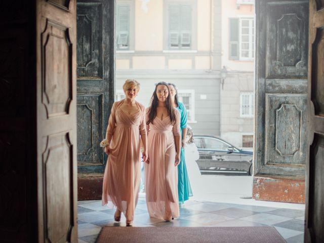 Il matrimonio di Stefano e Gertrudys a Sarzana, La Spezia 32