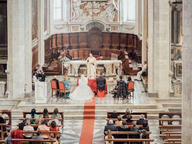 Il matrimonio di Stefano e Gertrudys a Sarzana, La Spezia 36