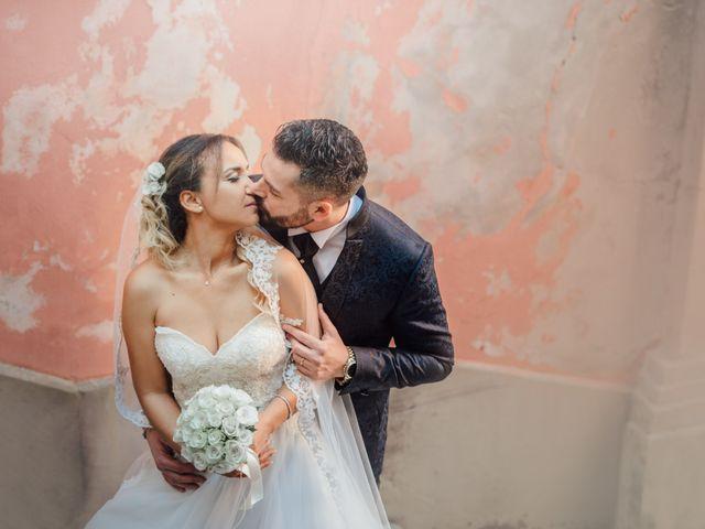Le nozze di Gertrudys e Stefano