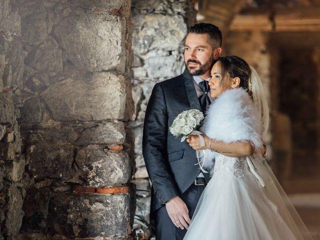 Il matrimonio di Stefano e Gertrudys a Sarzana, La Spezia 48