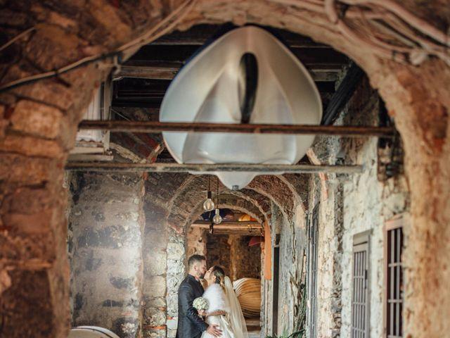 Il matrimonio di Stefano e Gertrudys a Sarzana, La Spezia 49