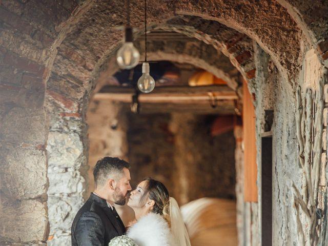 Il matrimonio di Stefano e Gertrudys a Sarzana, La Spezia 50