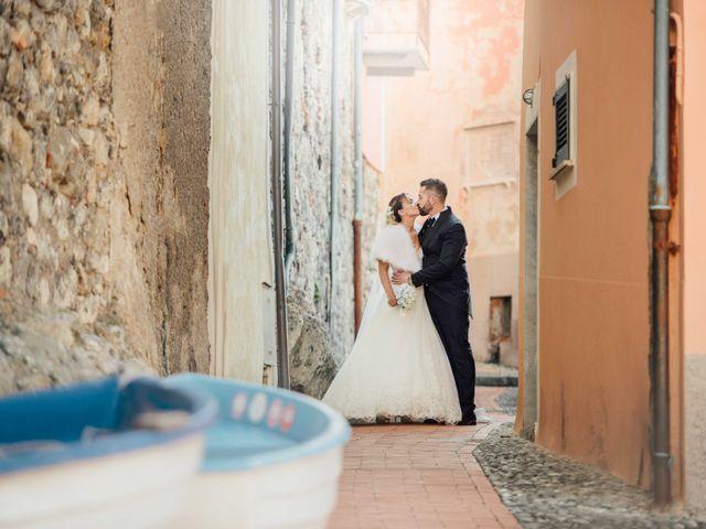 Il matrimonio di Stefano e Gertrudys a Sarzana, La Spezia 54