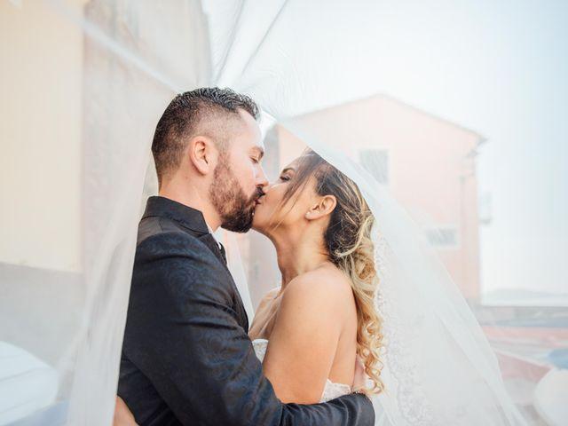 Il matrimonio di Stefano e Gertrudys a Sarzana, La Spezia 56