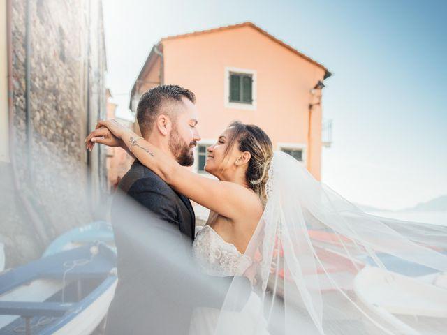 Il matrimonio di Stefano e Gertrudys a Sarzana, La Spezia 57