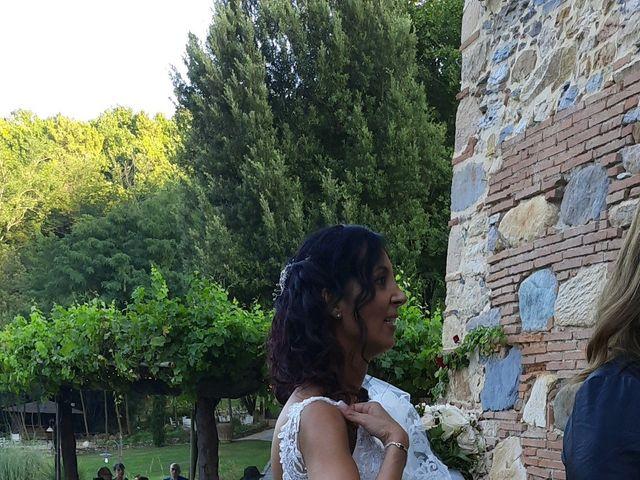 Il matrimonio di Serena e Pasquale a Buti, Pisa 5