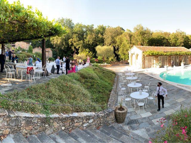 Il matrimonio di Serena e Pasquale a Buti, Pisa 6