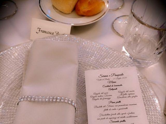 Il matrimonio di Serena e Pasquale a Buti, Pisa 11