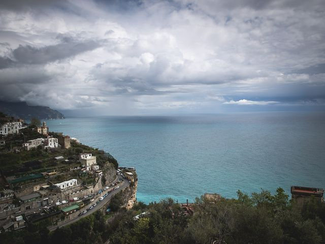 Il matrimonio di Alfredo e Carissa a Amalfi, Salerno 1