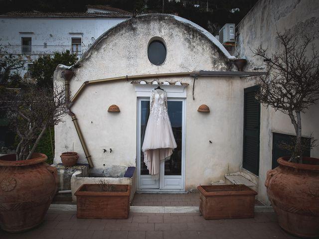 Il matrimonio di Alfredo e Carissa a Amalfi, Salerno 2