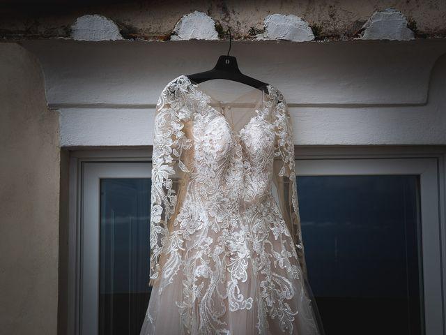Il matrimonio di Alfredo e Carissa a Amalfi, Salerno 3