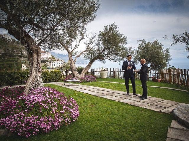 Il matrimonio di Alfredo e Carissa a Amalfi, Salerno 9