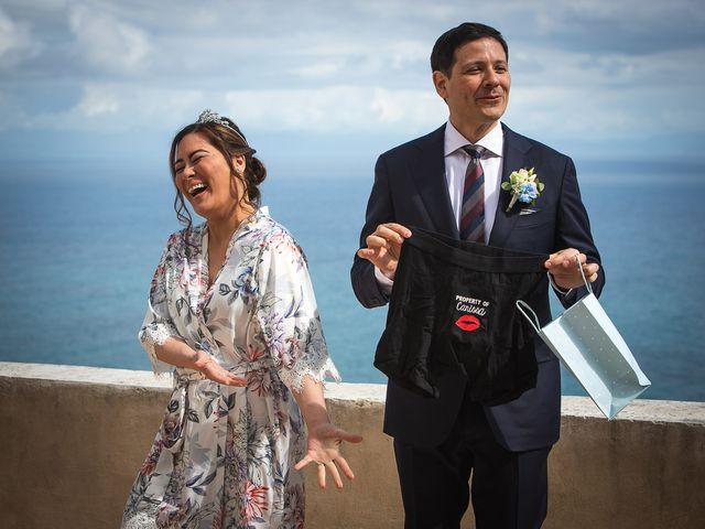 Il matrimonio di Alfredo e Carissa a Amalfi, Salerno 15
