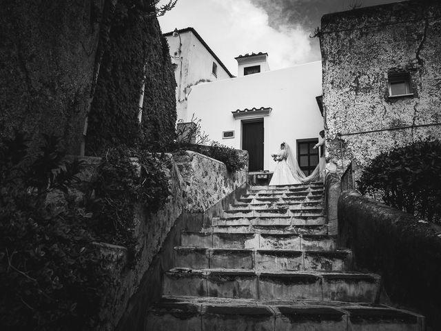 Il matrimonio di Alfredo e Carissa a Amalfi, Salerno 16