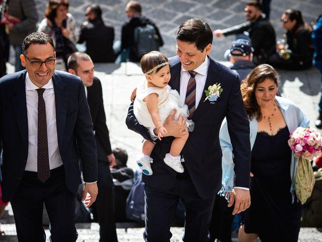 Il matrimonio di Alfredo e Carissa a Amalfi, Salerno 17