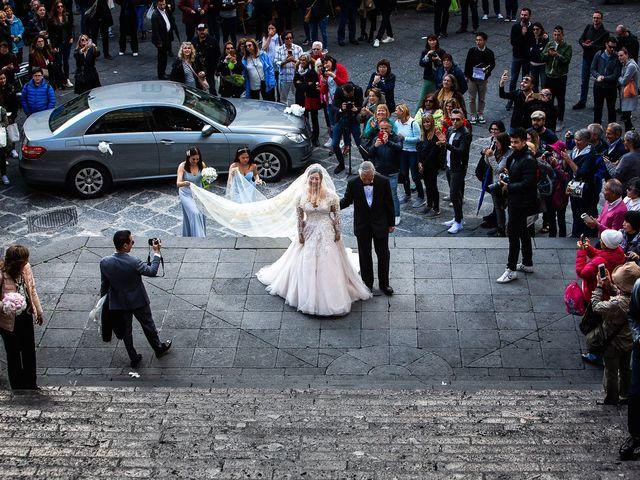 Il matrimonio di Alfredo e Carissa a Amalfi, Salerno 18