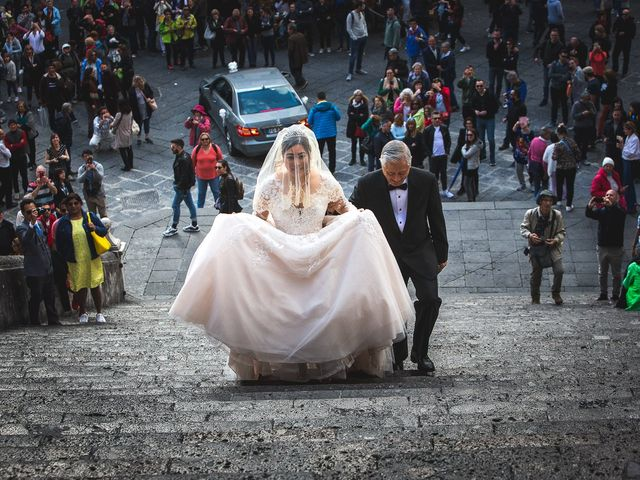 Il matrimonio di Alfredo e Carissa a Amalfi, Salerno 20