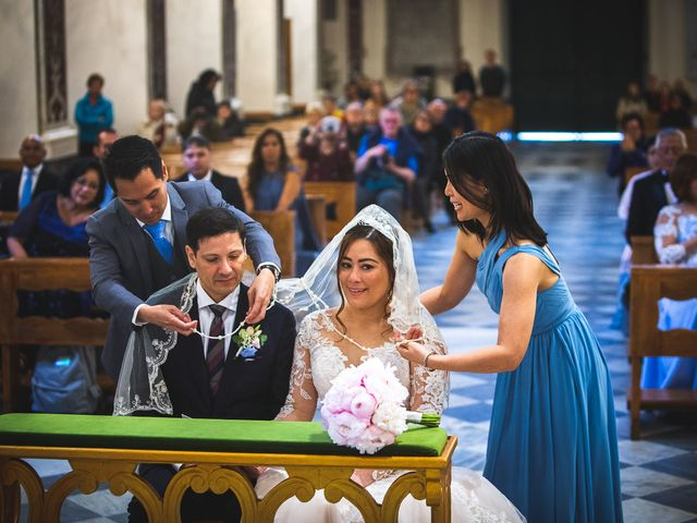 Il matrimonio di Alfredo e Carissa a Amalfi, Salerno 32