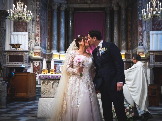 Il matrimonio di Alfredo e Carissa a Amalfi, Salerno 33