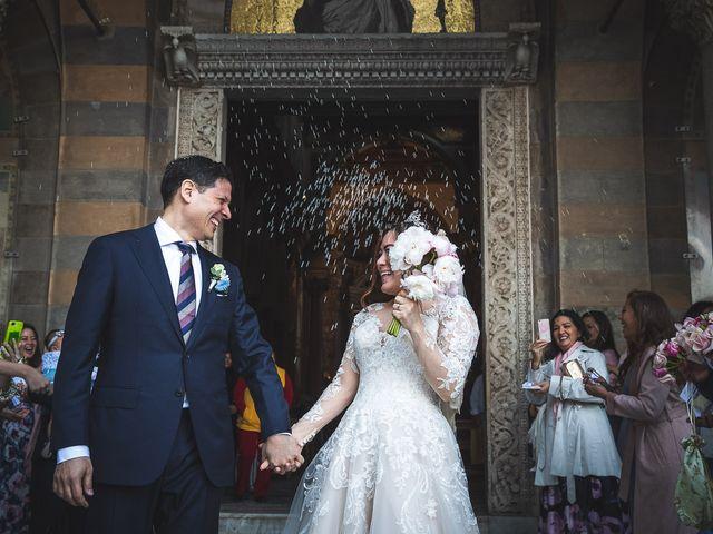 Il matrimonio di Alfredo e Carissa a Amalfi, Salerno 38