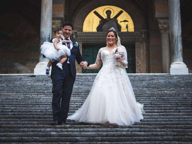 Il matrimonio di Alfredo e Carissa a Amalfi, Salerno 40