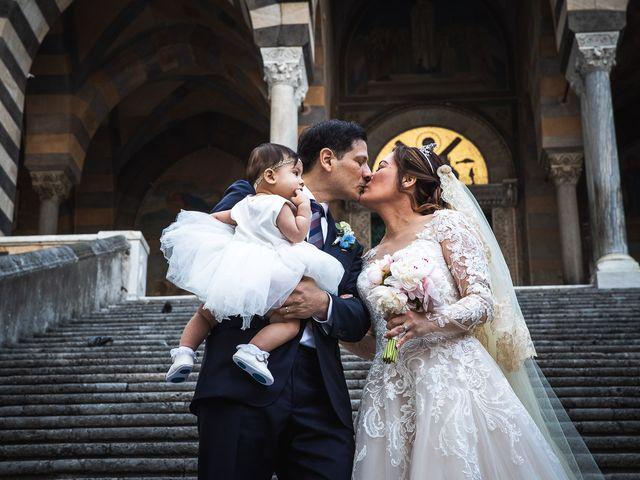 Il matrimonio di Alfredo e Carissa a Amalfi, Salerno 42
