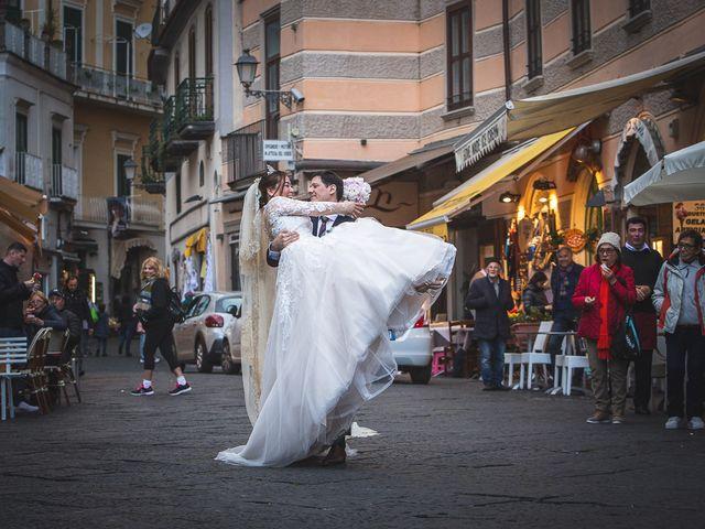 Il matrimonio di Alfredo e Carissa a Amalfi, Salerno 46
