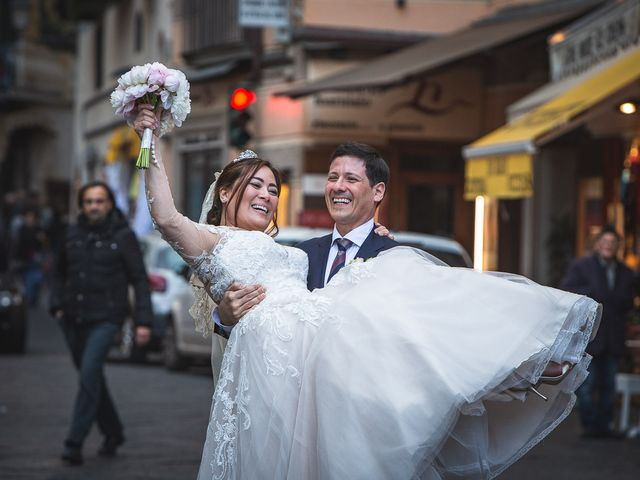 Il matrimonio di Alfredo e Carissa a Amalfi, Salerno 47