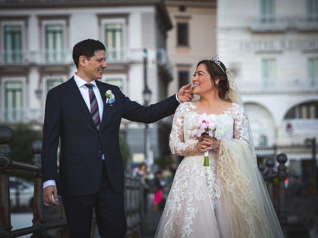 Il matrimonio di Alfredo e Carissa a Amalfi, Salerno 48