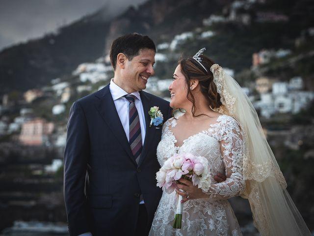 Il matrimonio di Alfredo e Carissa a Amalfi, Salerno 55