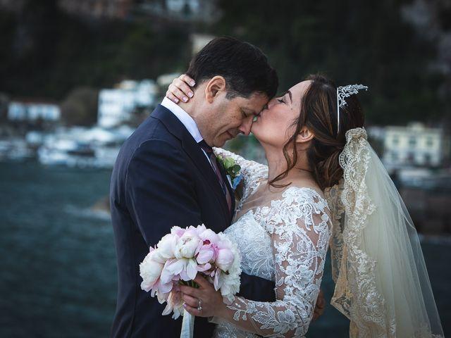Il matrimonio di Alfredo e Carissa a Amalfi, Salerno 57