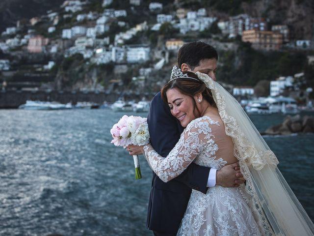 Il matrimonio di Alfredo e Carissa a Amalfi, Salerno 58