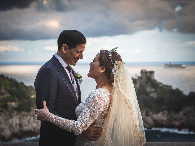 Il matrimonio di Alfredo e Carissa a Amalfi, Salerno 62