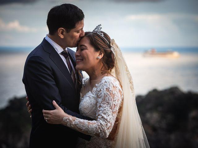 Il matrimonio di Alfredo e Carissa a Amalfi, Salerno 63