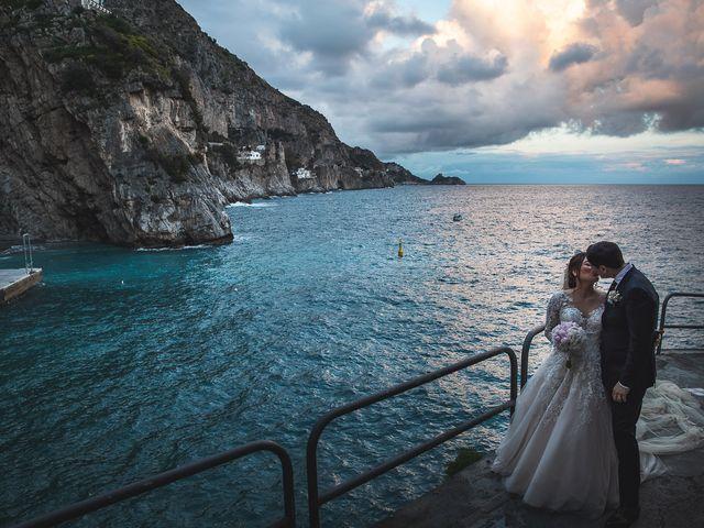 Il matrimonio di Alfredo e Carissa a Amalfi, Salerno 66