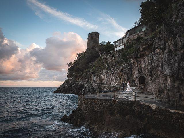 Il matrimonio di Alfredo e Carissa a Amalfi, Salerno 67