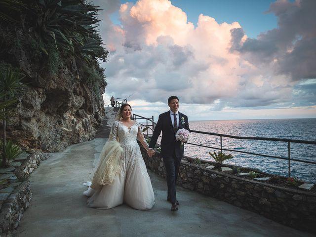 Il matrimonio di Alfredo e Carissa a Amalfi, Salerno 70
