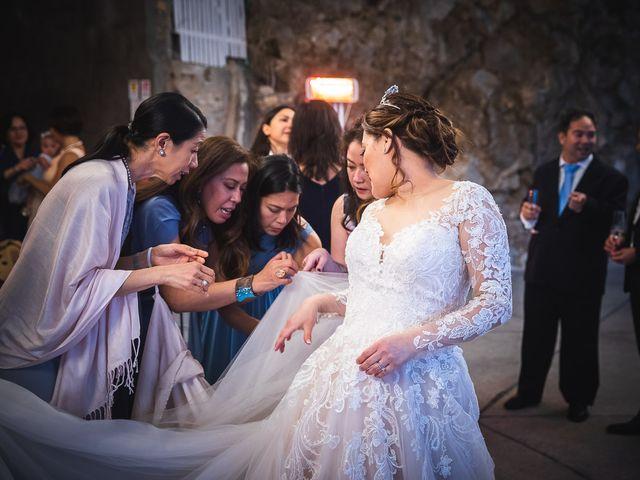 Il matrimonio di Alfredo e Carissa a Amalfi, Salerno 72