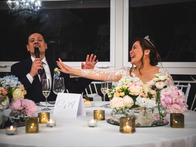 Il matrimonio di Alfredo e Carissa a Amalfi, Salerno 77
