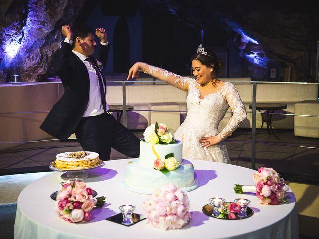 Il matrimonio di Alfredo e Carissa a Amalfi, Salerno 81