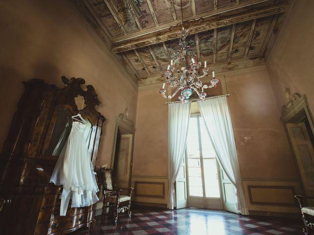 Il matrimonio di Jonathan e Lucia a Robecco sul Naviglio, Milano 1